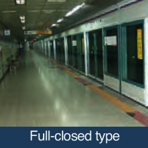 Full-Closed (Platform Screen Doors)