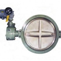 Double Eccentric Disk Seated Butterfly Valves