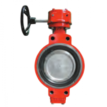 Double Eccentric Cargo Butterfly Valves
